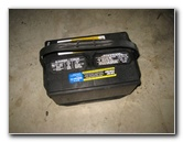 2000-2006 GM Chevy Tahoe 12V Car Battery Replacement Guide