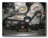 2000-2006 GM Chevrolet Tahoe A/C & Serpentine Belts Replacement Guide