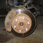 2000-2006 GM Chevrolet Tahoe Front Brake Pads & Rotors Replacement Guide
