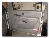 Chevrolet Tahoe Interior Door Panel Removal Guide 2000 To
