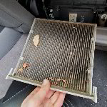 2002-2006 Toyota Camry A/C Cabin Air Filter Replacement Guide