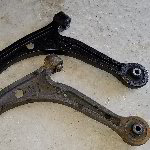 2003-2008 Honda Pilot Front Control Arms Replacement Guide