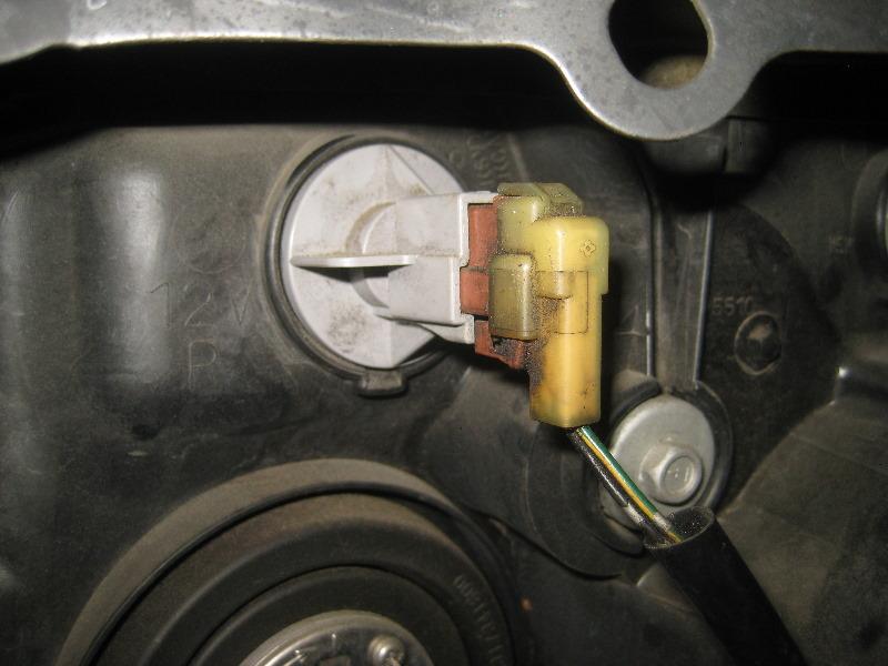 2008 honda pilot headlight bulb replacement portable electric oven