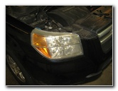 2003-2008 Honda Pilot Headlight Bulbs Replacement Guide