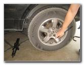 Honda Pilot Load Adjusting Shock Absorbers Installation ...