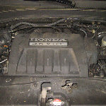 2003-2008 Honda Pilot 3.5L V6 Engine Oil Change Guide