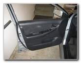 Toyota Corolla Door Panel Removal Guide