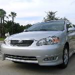 2005 Toyota Corolla S Car Review & Pictures