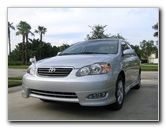 2005 Toyota Corolla S Sedan Car Review & Pictures