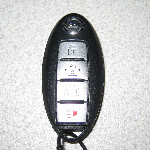 2007-2012 Nissan Altima Key Fob Battery Replacement Guide