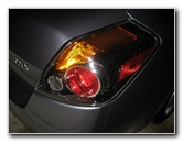2007 2012 Nissan Altima Tail Light Bulbs Replacement Guide