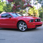 2007 Ford Mustang GT Zaino Show Car Polish Review