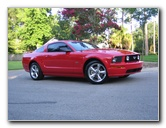 Zaino Show Car Polish Review & 2007 Mustang GT Pictures