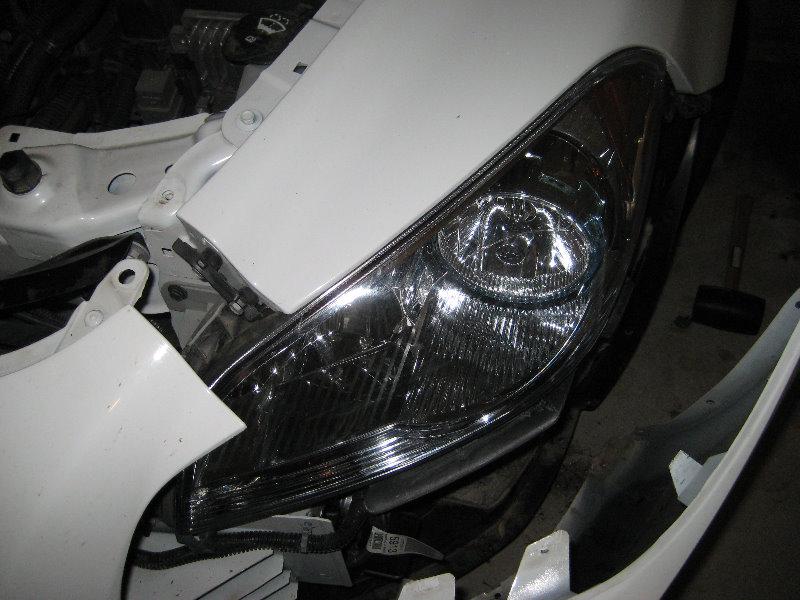 2008 2012 Chevy Malibu Headlight Bulbs Replacement Guide 035