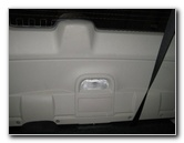 Dodge Grand Caravan Cargo Area Light Bulb Replacement Guide