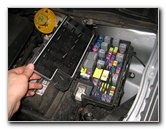dodge grand caravan electrical fuse replacement guide. Black Bedroom Furniture Sets. Home Design Ideas