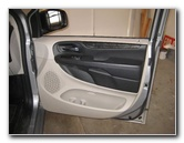 Dodge Grand Caravan Interior Door Panel Removal Guide