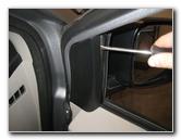 Dodge Grand Caravan Interior Door Panel Removal Guide