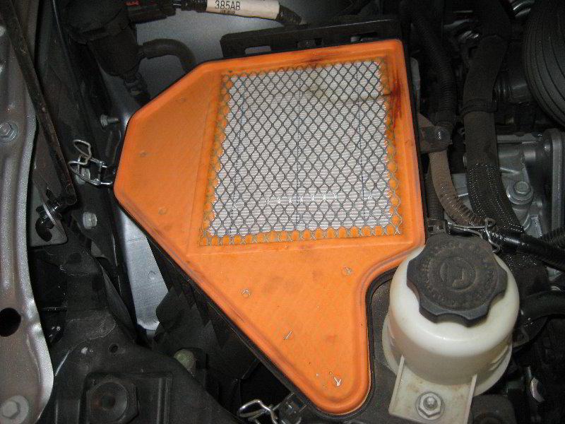 2008 2014 Dodge Grand Caravan Pentastar V6 Engine Air
