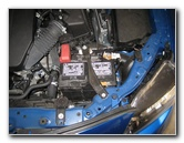 Toyota Corolla 12v Car Battery Replacement Guide 001