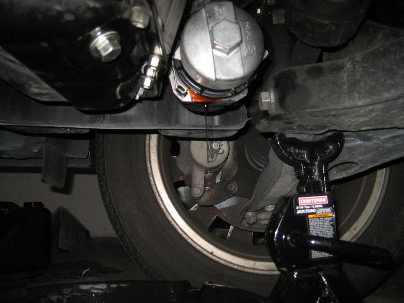 2013 chevy impala oil capacity