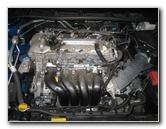 2009 toyota corolla 1.8l spark plug gap