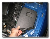 toyota corolla electrical fuse replacement guide 2009 to. Black Bedroom Furniture Sets. Home Design Ideas