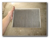 2011-2014 Dodge Charger Cabin Air Filter Replacement Guide