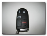 Dodge Charger Smart Key Fob Battery Replacement Guide - 2011