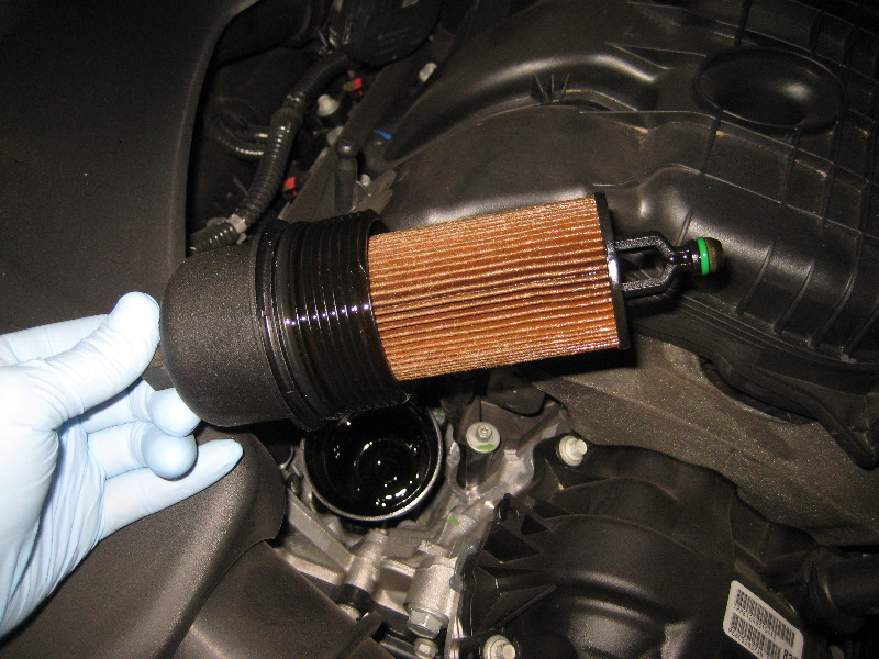 2011 dodge charger oil filter