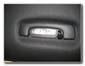 2011-2014 Dodge Charger Reading Light Bulbs Replacement Guide