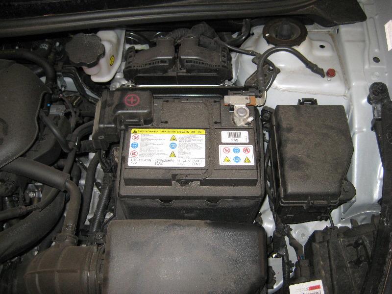 Hyundai Accent Engine