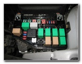 2006 hyundai accent fuse box diagram hyundai accent electrical fuse replacement guide - 2011 to ... hyundai accent fuse box cover
