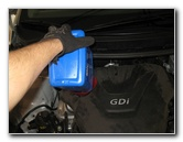 Hyundai Accent Engine Oil Change Guide 2011 To 2015