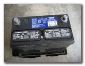 2012-2015 Honda Civic 12 Volt Car Battery Replacement Guide