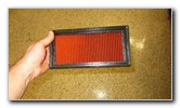 2012-2019 Nissan Versa Engine Air Filter Replacement Guide