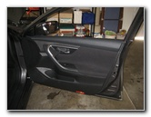 2013-2015 Nissan Altima Interior Door Panel Removal Guide