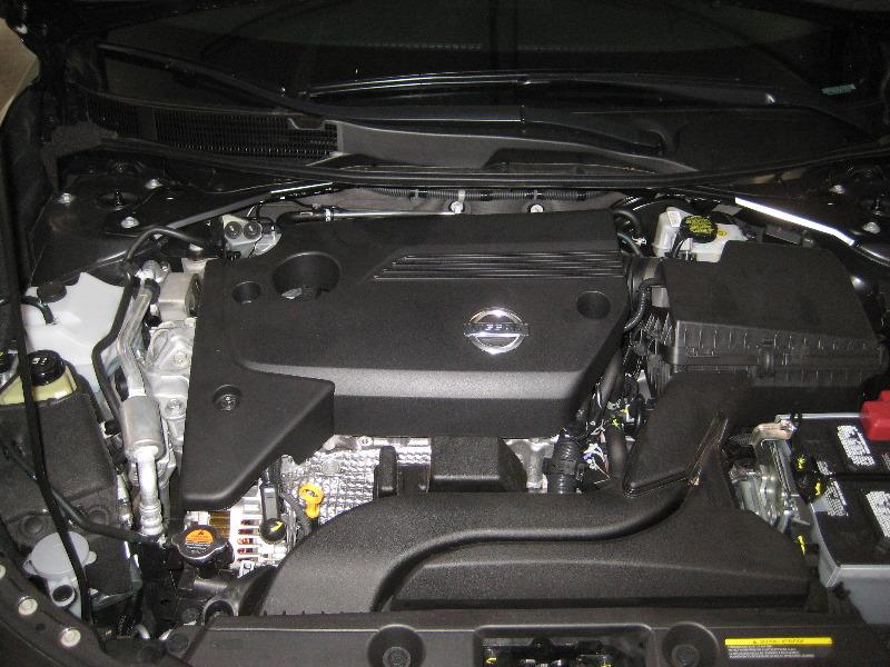 When To Change Spark Plugs >> 2013-2015-Nissan-Altima-QR25DE-Engine-Spark-Plugs ...