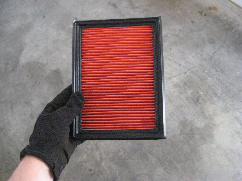 2013 2015 Nissan Sentra Engine Air Filter Replacement