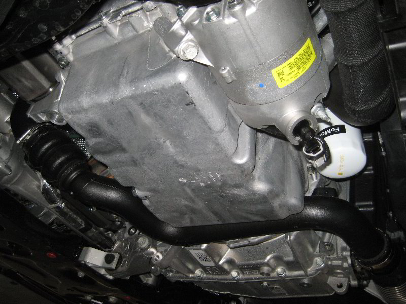 2013-2016-ford-escape-ecoboost-oil-change-filter ... 2013 hyundai sonata fuel filter #15