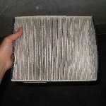 2013-2016 Ford Escape A/C Cabin Air Filter Replacement Guide