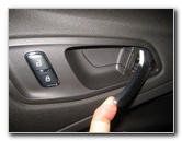 Ford Escape Interior Door Panel Removal Guide 2013 To 2016 Model Years Picture Illustrated