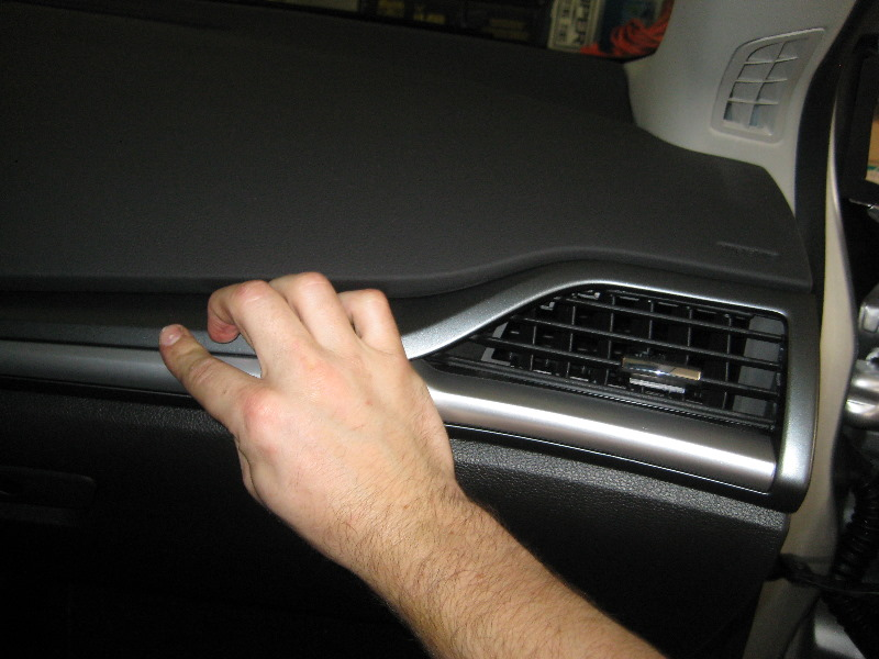 2013 2016 Ford Fusion Ac Cabin Air Filter Replacement