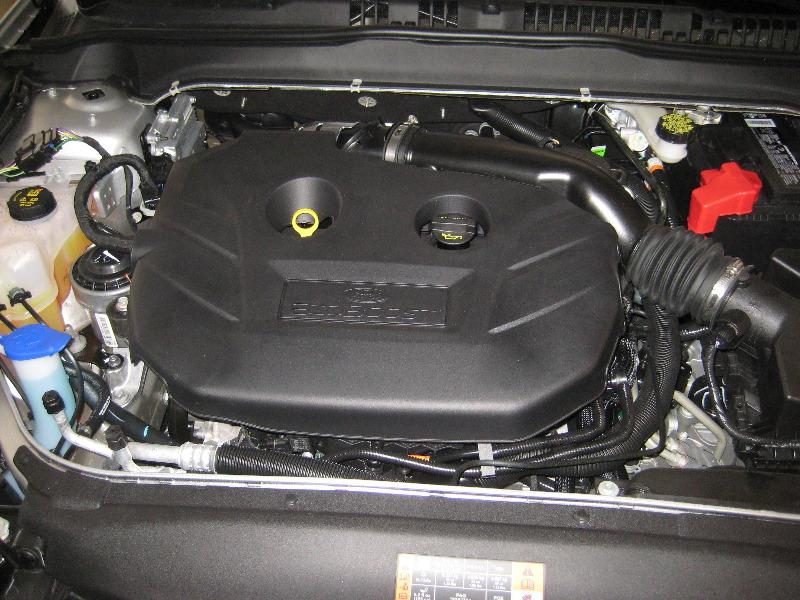 Ford Fusion Ecoboost >> 2013-2016-Ford-Fusion-EcoBoost-Engine-Oil-Change-Guide-036