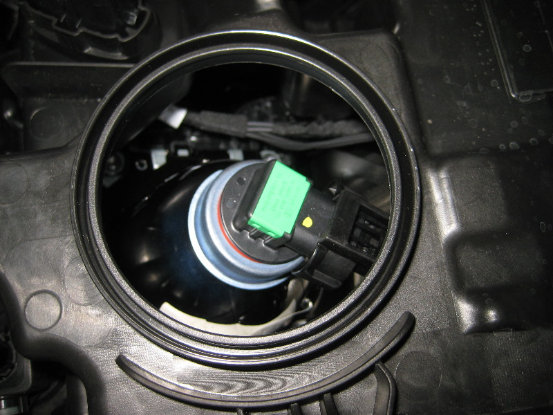 ford fusion headlight bulbs replacement guide