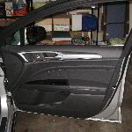 2013-2016 Ford Fusion Interior Door Panels Removal Guide