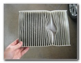 2014-2018 Nissan Rogue A/C Cabin Air Filter Replacement Guide