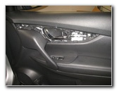 Nissan Rogue Interior Door Panels Removal Guide 2014 To