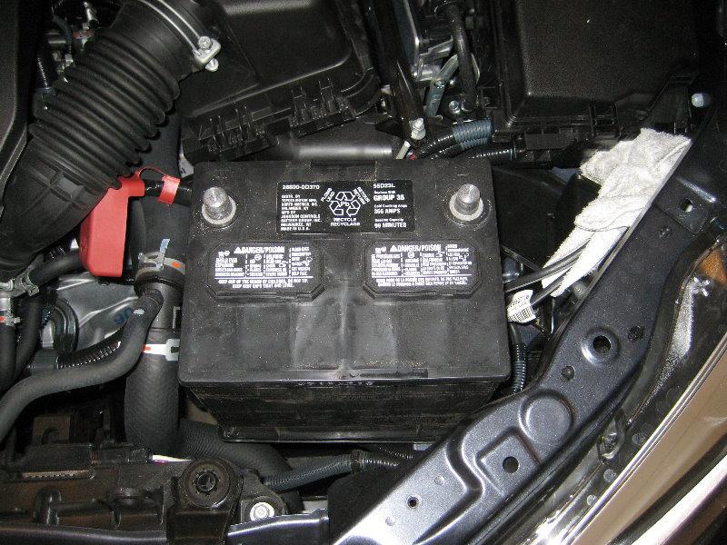Toyota Corolla Battery >> 2014 2018 Toyota Corolla 12v Automotive Battery Replacement