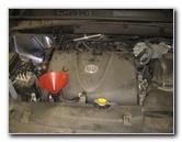 2014-2018 Toyota Highlander 3.5L V6 Engine Oil Change Guide
